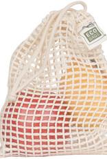 Eco Bags Organic Mesh Produce Bag, Med
