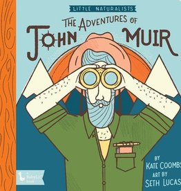Baby Lit The Adventures of John Muir