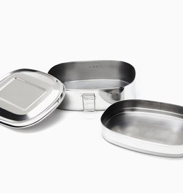 Onyx Containers Medium 2-Layer Sandwich Box
