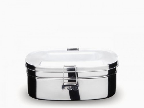 Onyx Containers Large Two Layer Sandwich Box