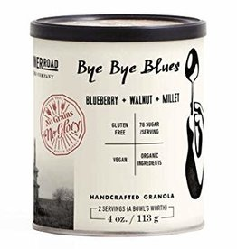 Banner Road Baking Company Bye Bye Blues Granola, 4 oz.