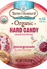 Torie & Howard Pomegranate & Nectarine Hard Candy