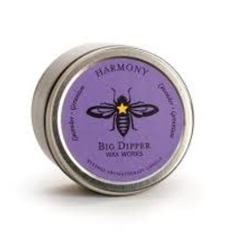 Big Dipper Wax Works Beeswax Aromatherapy Tin, 1.7 oz - Lavender