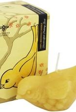 Big Dipper Wax Works Beeswax Bird - Pecking