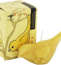 Big Dipper Wax Works Beeswax Bird - Pecking