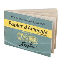 """Burstenhaus Redecker Air Freshener Paper """"Papier d'Armenie"""""""