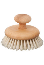 Burstenhaus Redecker Dry Massage Brush with Knob Handle