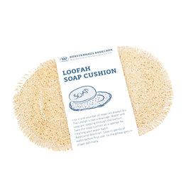 Burstenhaus Redecker Oval Loofah Soap Cushion
