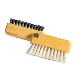 Burstenhaus Redecker Laptop Brush, Black Bristle / Goat Hair