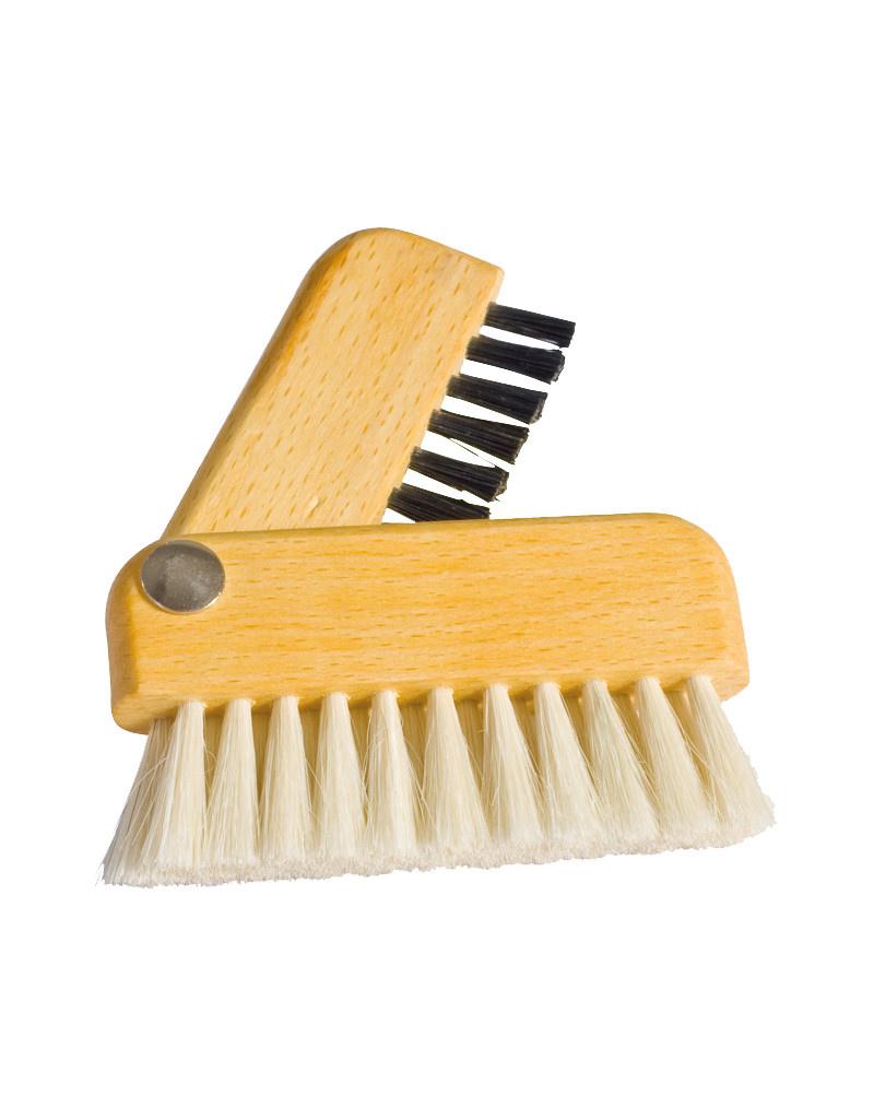Burstenhaus Redecker Laptop Brush, Black Bristle / Goat Hair
