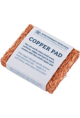 Burstenhaus Redecker Braided Copper Pad