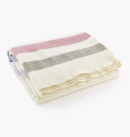 """Faribault Woolen Mill Co. Wool Baby Blanket, 45"""" x 45"""" - Multi-Colored"""