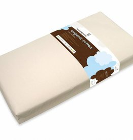 Naturepedic Crib Mattress, Organic Cotton Lightweight Classic 2-Stage