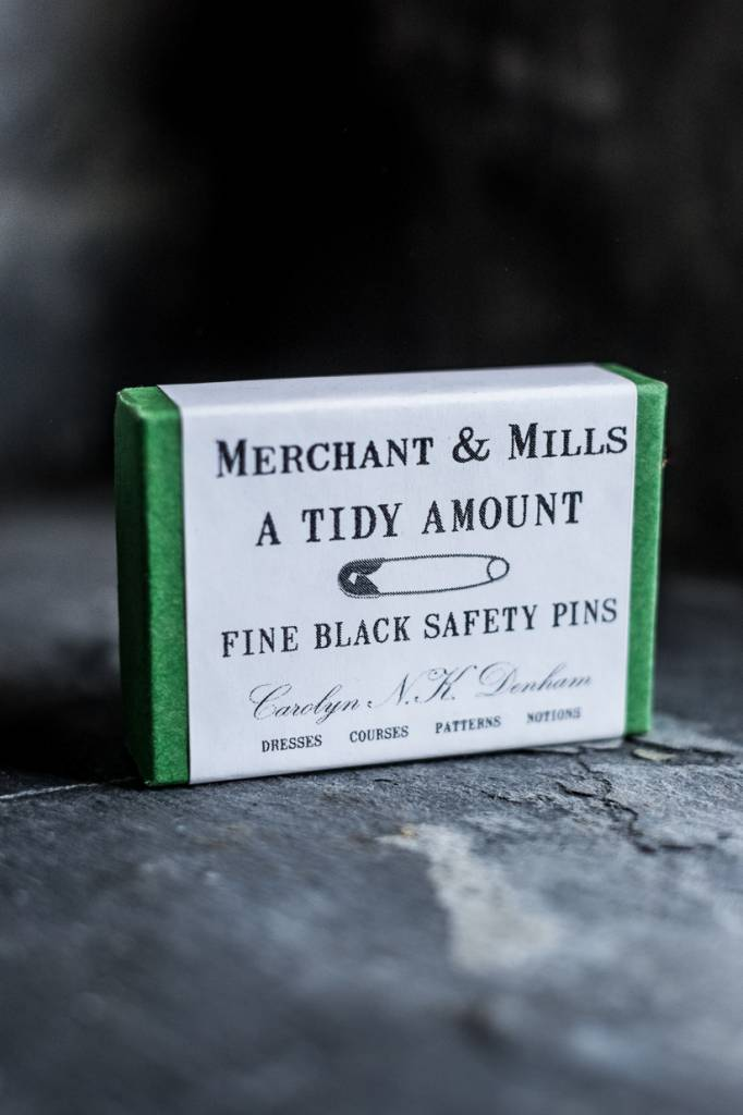Merchant & Mills England Five Boxes of Pins