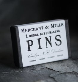 Merchant & Mills England Dressmaking Pins