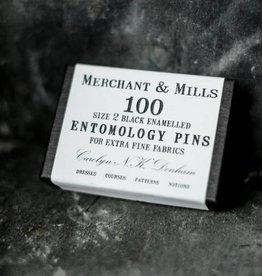 Merchant & Mills England Entomology Pins