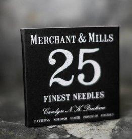 Merchant & Mills England Finest Sewing Needles