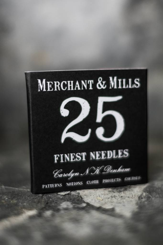 Merchant & Mills England Finest Sewing Needles