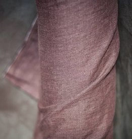 Merchant & Mills England Oxblood European Laundered Linen (1 yd.)