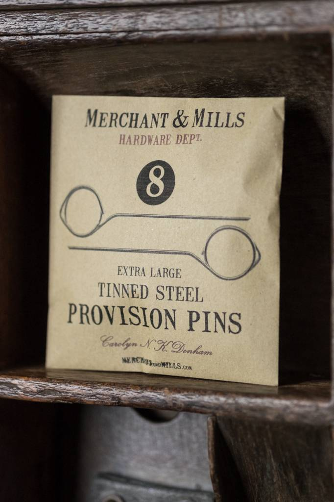 Merchant & Mills England Provision Pins