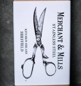 Merchant & Mills England Stainless Steel Kitchen Scissors