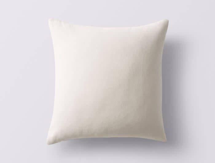 Coyuchi Organic Kapok Pillow Insert Undyed 22 X 22