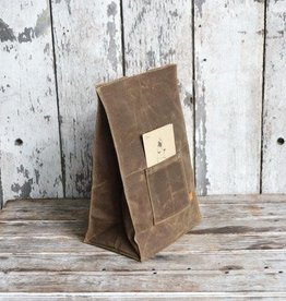 Peg and Awl The Marlowe Lunch Bag - Truffle