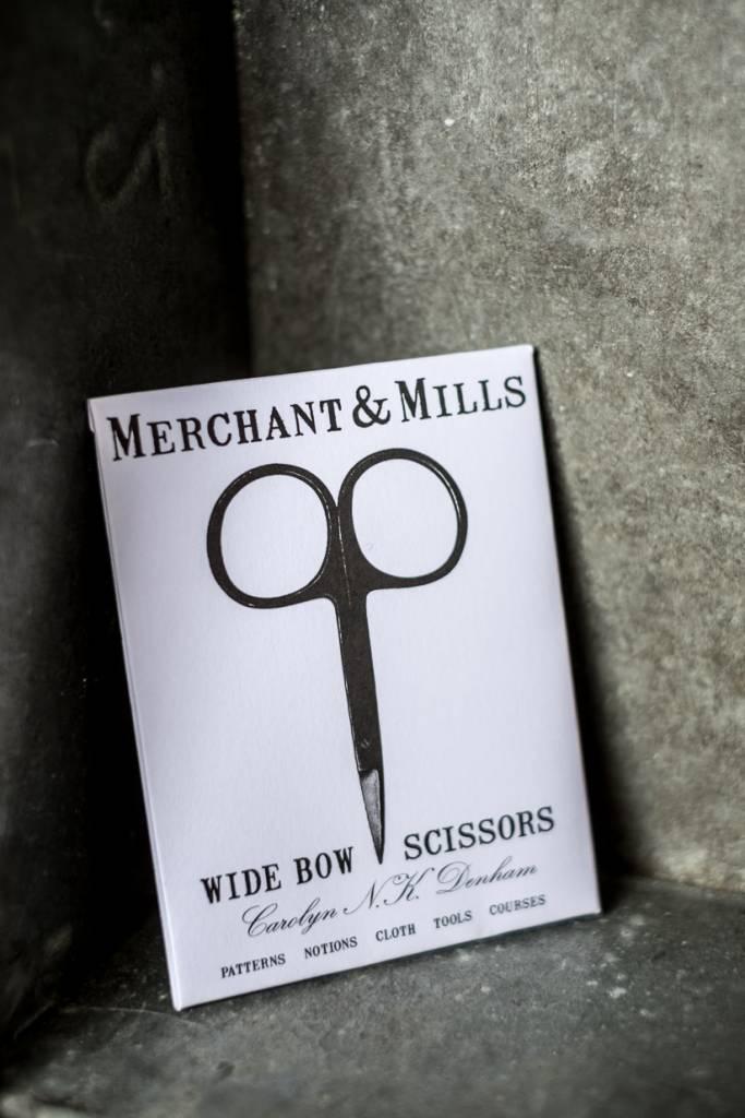 Merchant & Mills England Wide Bow Scissors