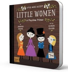 Baby Lit Little Women Board Book