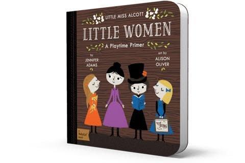 Baby Lit Little Women Board Book