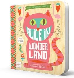 Baby Lit Alice in Wonderland Board Book