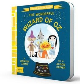 Baby Lit The Wonderful Wizard of Oz Board Book