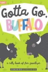 Baby Lit Gotta Go Buffalo Board Book