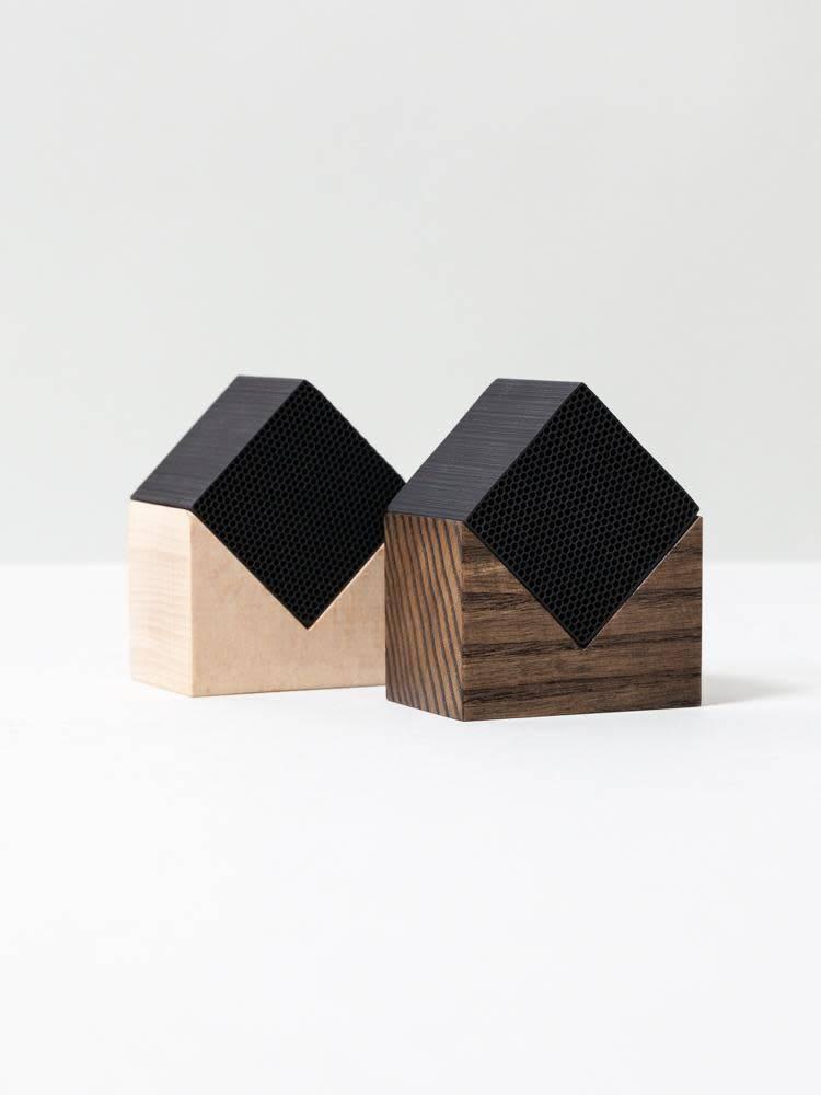 Morihata International Ltd. Chikuno  Charcoal Cube Air Purifier, Small House - Brown