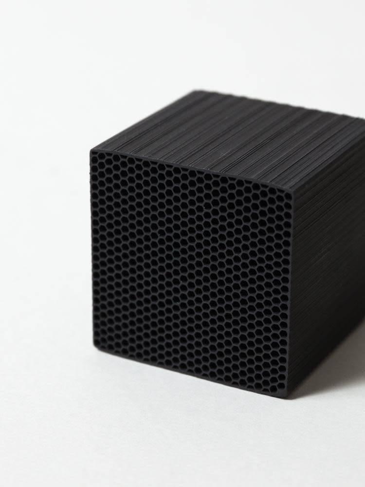 Morihata International Ltd. Chikuno Cube Natural Charcoal Air Purifier