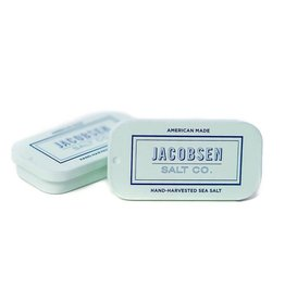Jacobsen Salt Pure Sea Salt Slide Tin - .42 oz