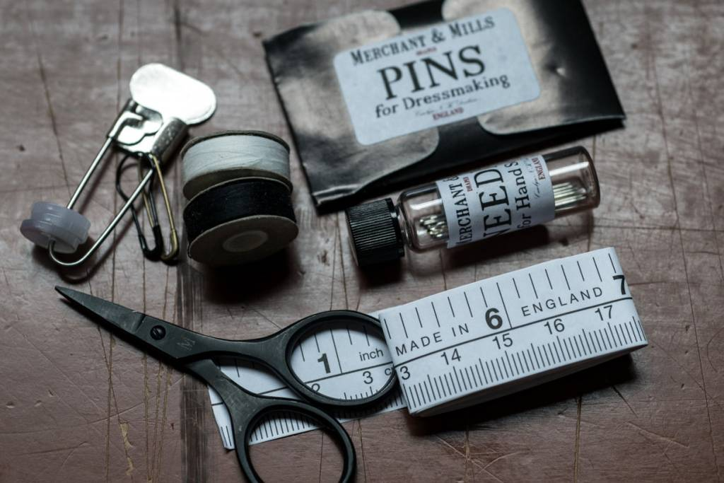 Merchant & Mills England Rapid Repair Kit