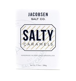 Jacobsen Salt Salty Caramels Box - 6.5 oz.