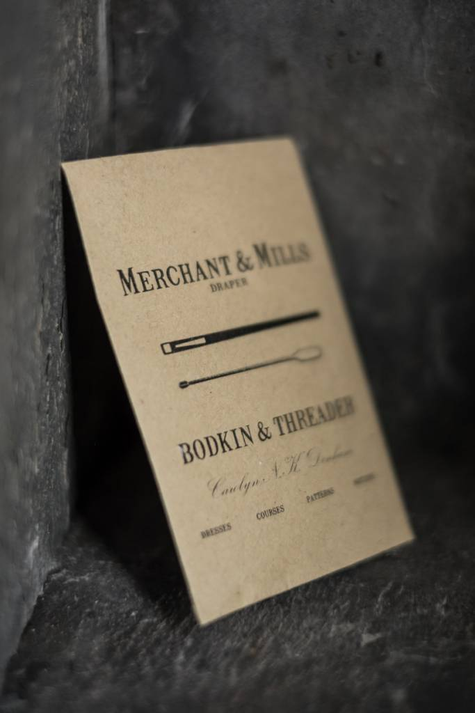 Merchant & Mills England Bodkin & Threader