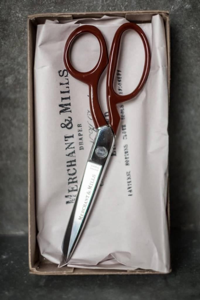 "Merchant & Mills England REDS - 8"" Extra Sharp Scissors"