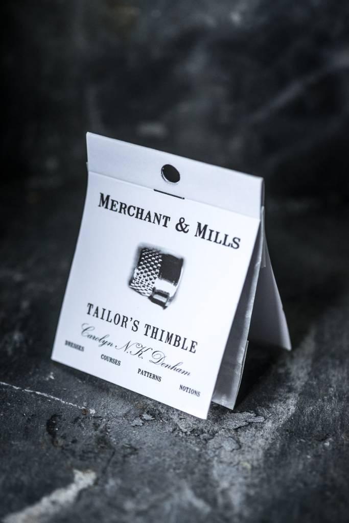 Merchant & Mills England Tailors Thimble