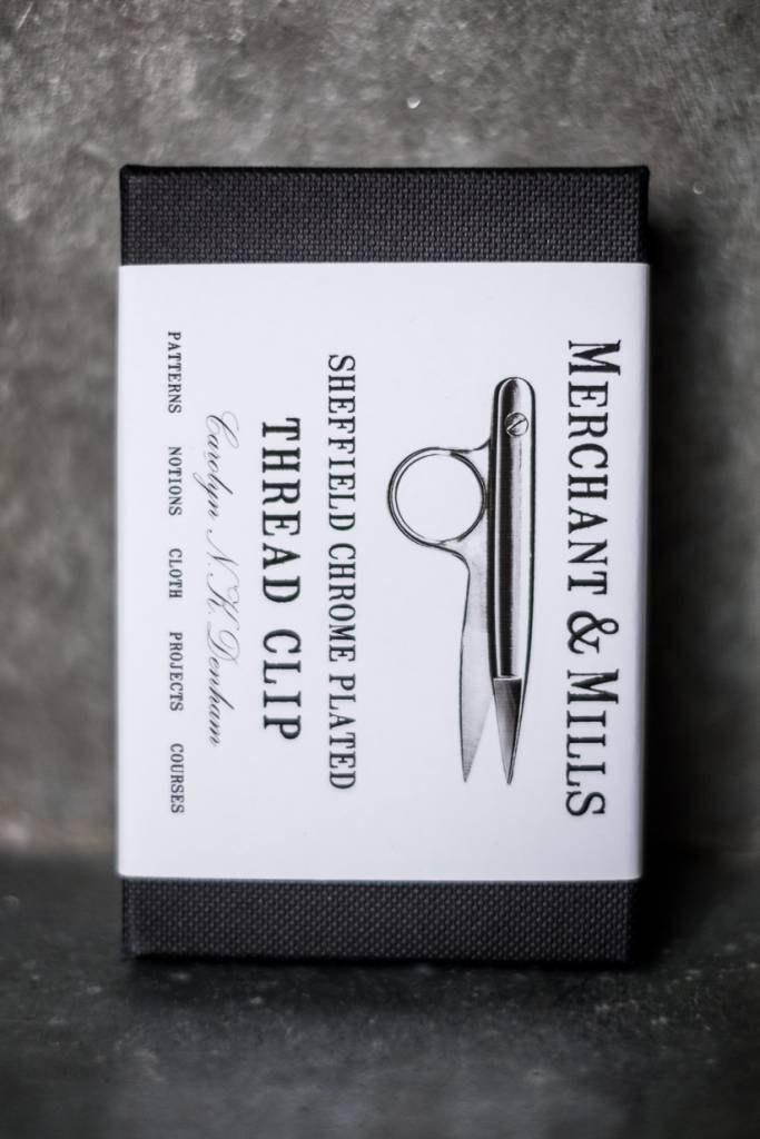 Merchant & Mills England Thread Clips Sheffield