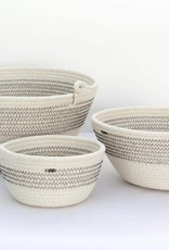 Wovengrey Woven Bowl - Medium
