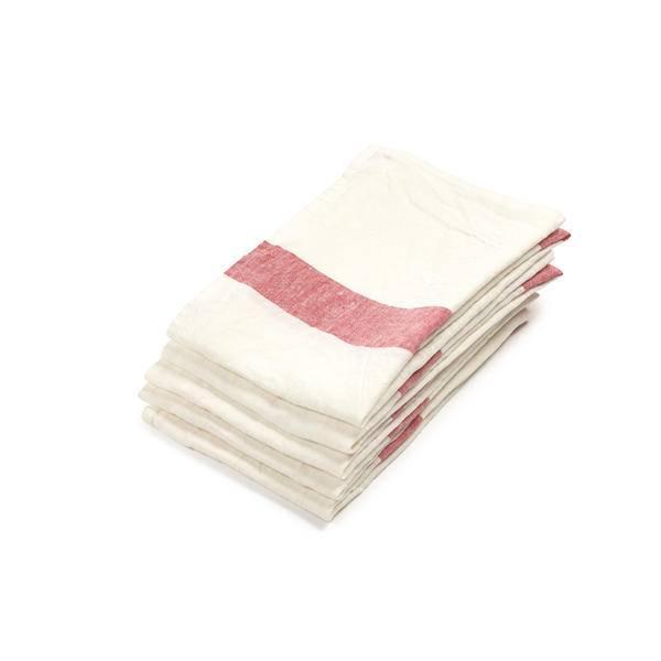 Libeco Belgian Linens Porticcio Tea Towel, 27