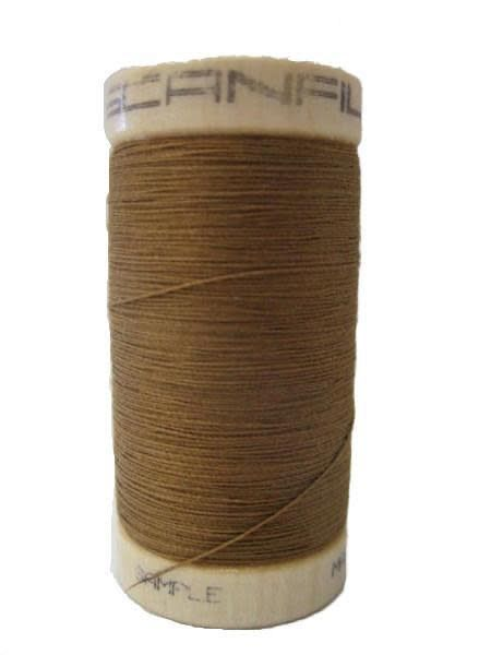 Scanfil Scanfil Organic Cotton Thread, 300 yds. - Acorn