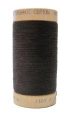 Scanfil Scanfil Organic Cotton Thread, 300 yds. - Chestnut Brown