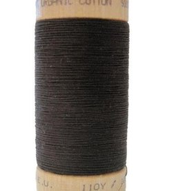 Scanfil Scanfil Organic Cotton Thread, 300 yds. - Chestnut Brown