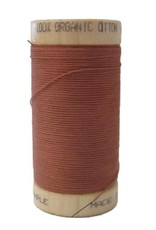 Scanfil Scanfil Organic Cotton Thread, 300 yds. - Tera Cotta