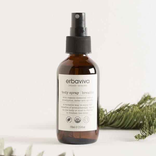 Erbaviva Breathe Body / Room Spray - 3.5 ml