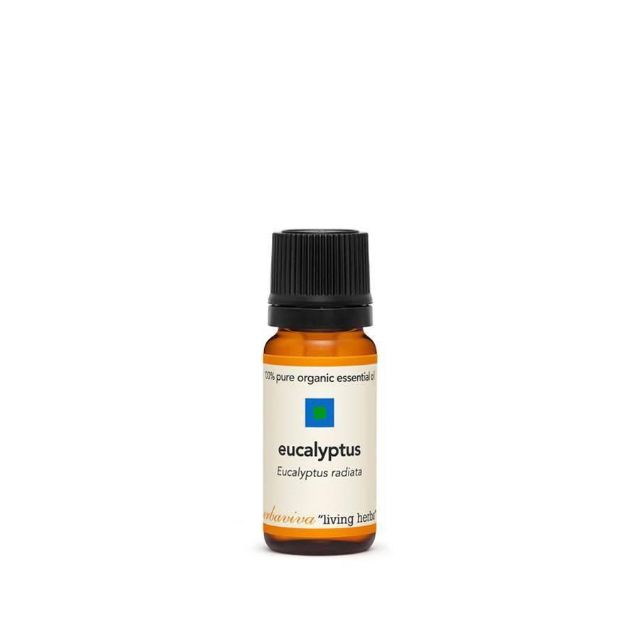 Erbaviva Eucalyptus Essential Oil, eucalyptus radiata - 10ml